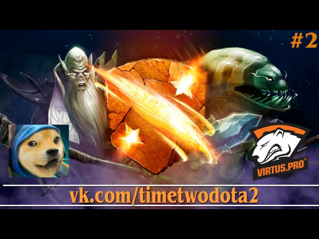 Meepwn'd vs Virtus.Pro 2 (Ru) | Dota 2 Champions League Season 5 (02.03.2015)