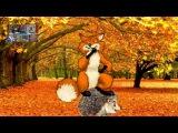 Детская песенка про ежика и лису