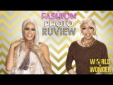 RuPauls Drag Race Fashion Photo RuView with Raja and Raven - Season 7 Episode 6 - Death Becomes Her