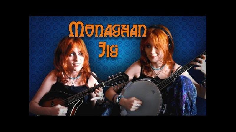 Monaghan Jig (Banjo, mandolin, guitar)