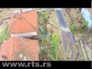 Tekija iz vazduha, nakon poplava, 16.09.2014