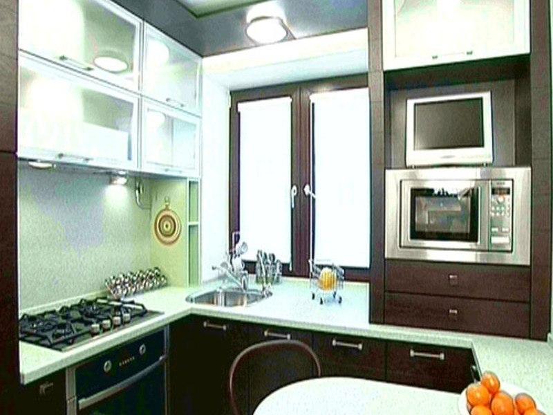Кухни фото 6 кв метров фото своими руками