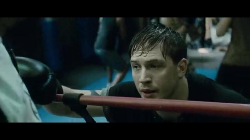 Как Томми разогрел парня Воин (2011)