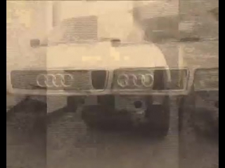 Audi 80 B4 - White Eyes - Devil Eyes - Dectane Daylight Scheinwerfer - Guru Josh Project Infinity