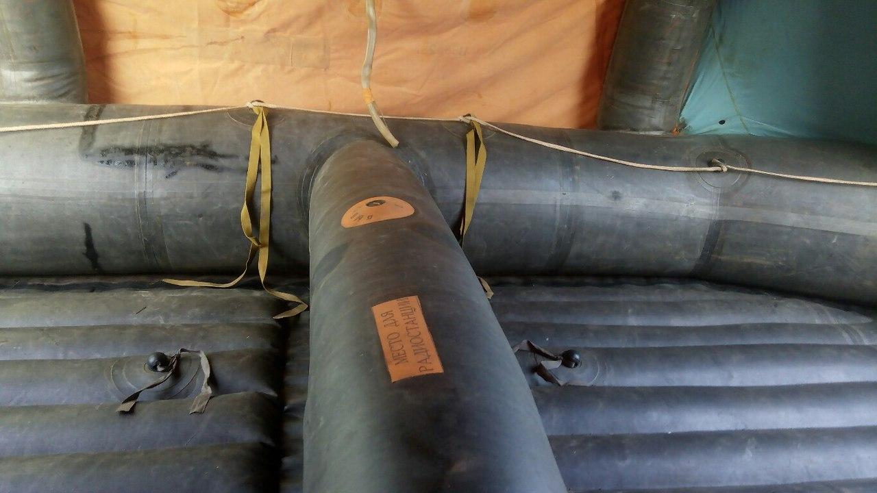 ПСН 10М Плот спасательный надувной 10 местный
