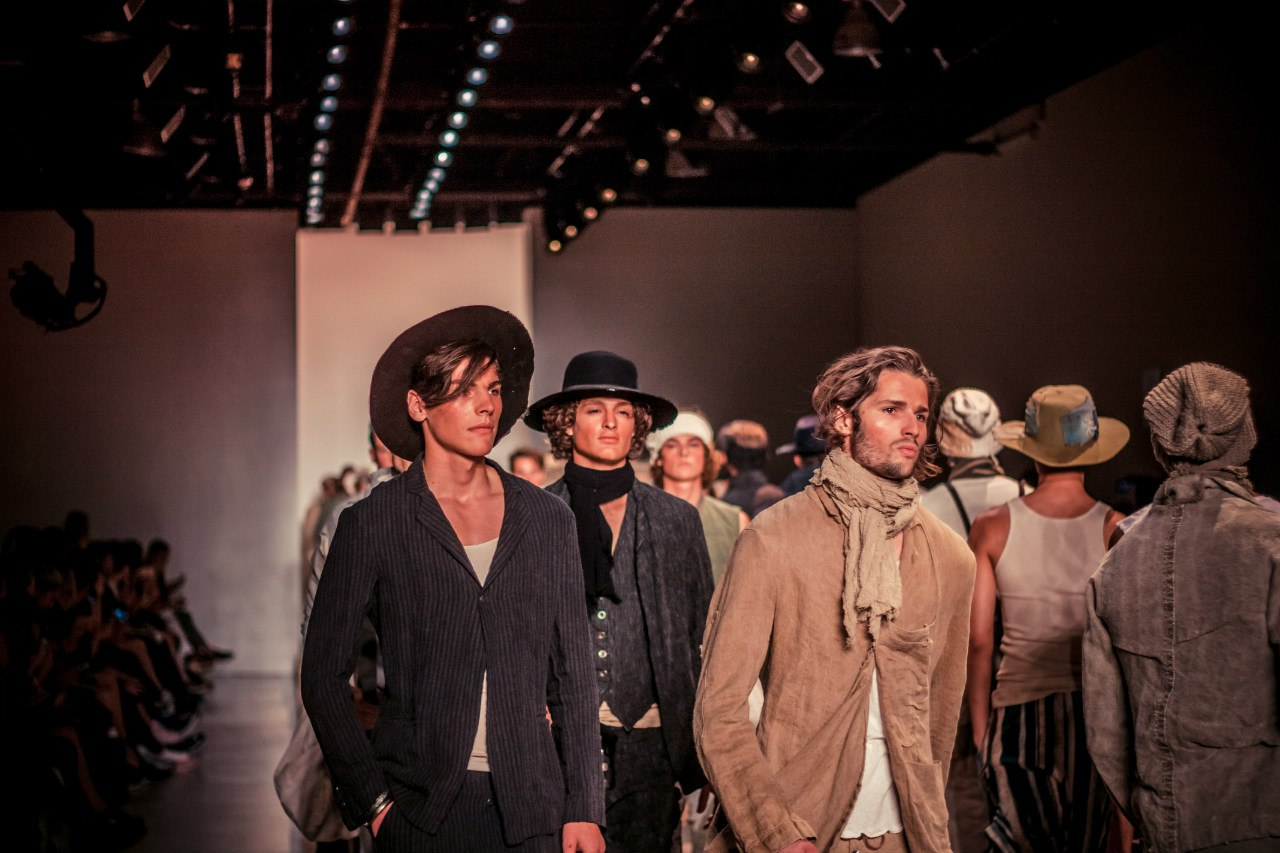 Greg Lauren Spring 2016 Menswear by Mykola Hruts