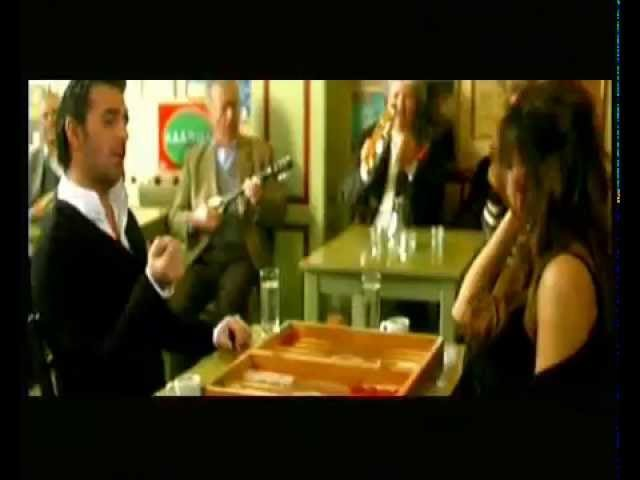 Elli Kokkinou Thanos Petrelis - Adiaforos (Official Music Video)