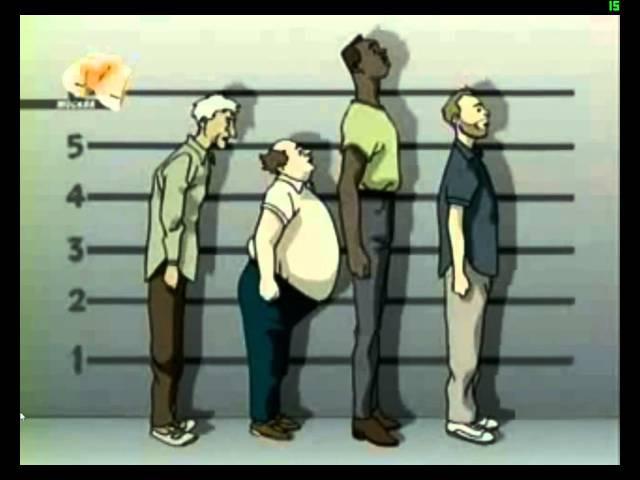 Люди в чёрном (мультфильм) - Заставка