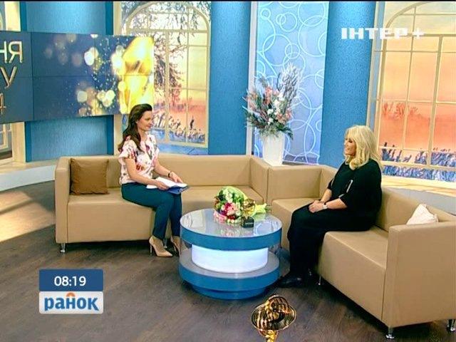 Таисия Повалий Утро с Интером 10 12 2014