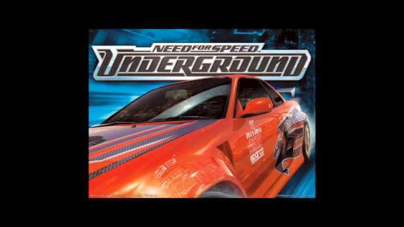 Need For Speed Underground 1 Soundtrack: Fluke Snapshot