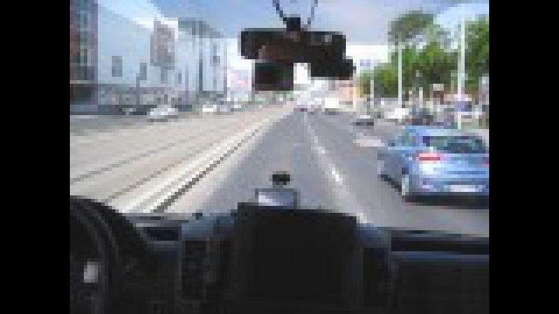 Когда водитель скорой профессионал