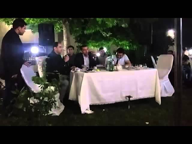 Başda Görey 2015 - Ələkbər Yasamallı, Vüqar Biləcəri, Orxan Lökbatan Meyxana