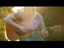 Elfen Lied OP - Lilium - Fingerstyle Guitar Cover