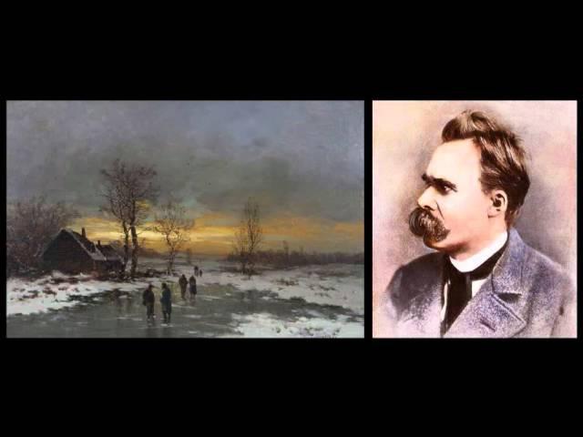 Friedrich Nietzsche - Eine Sylvesternacht, for violin and piano (1863)