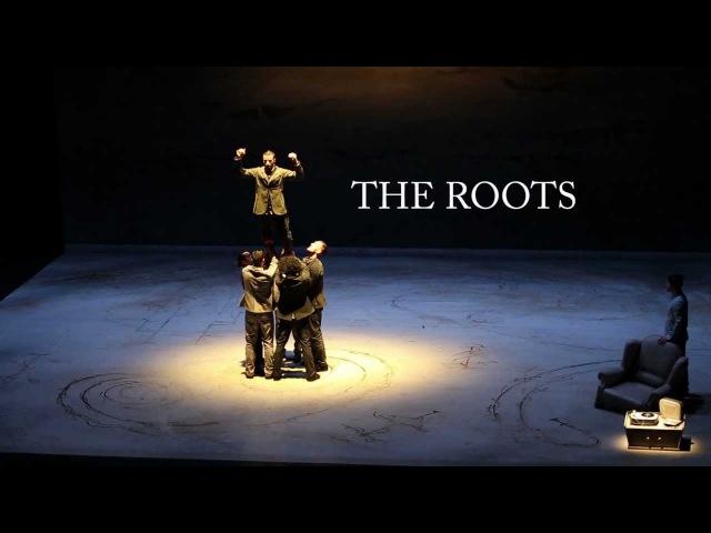 THE ROOTS (extraits) CCN de La Rochelle / Cie ACCRORAP