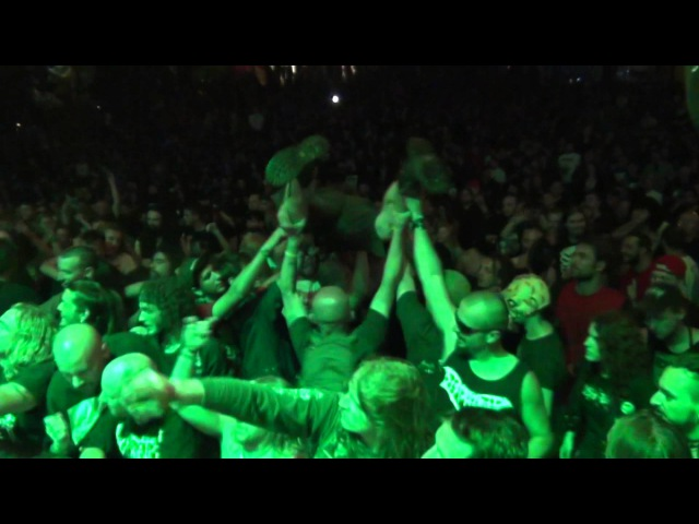 MASTER Live At OEF 2014 HD