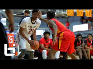 "6'9"" 10th Grader Billy Preston Is Taking Over! All Highlights from UA Association NY"