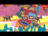 Lightning Bolt - The Metal East (Official Music Video)