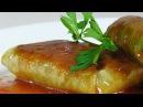 Голубцы с картофельным пюре под томатным соусом видео рецепт