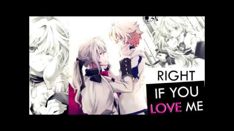 {DYS}} ♂ If you love me right - Ferid x Mika
