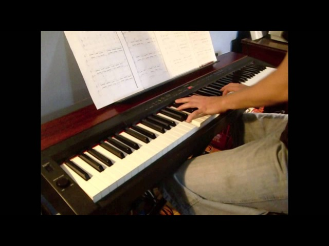Alphaville - Forever Young (piano cover)
