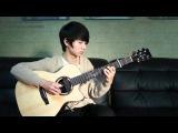 (Hisaishi Joe) Howl's Moving Castle Theme - Sungha Jung