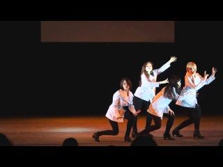 K-STAR - Galaxy Girls - Mamamoo - Piano Man