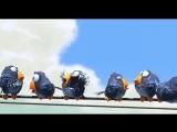 For The Birds (О птичках) от Pixar короткометражный мультфильм