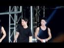 [FANCAM] (140815) YG FAMILY CONCRT IN SEOUL - encore 강남스타일 Team B 멀티캠