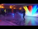Перший танець....Ірина та Михайло:-) мої учні