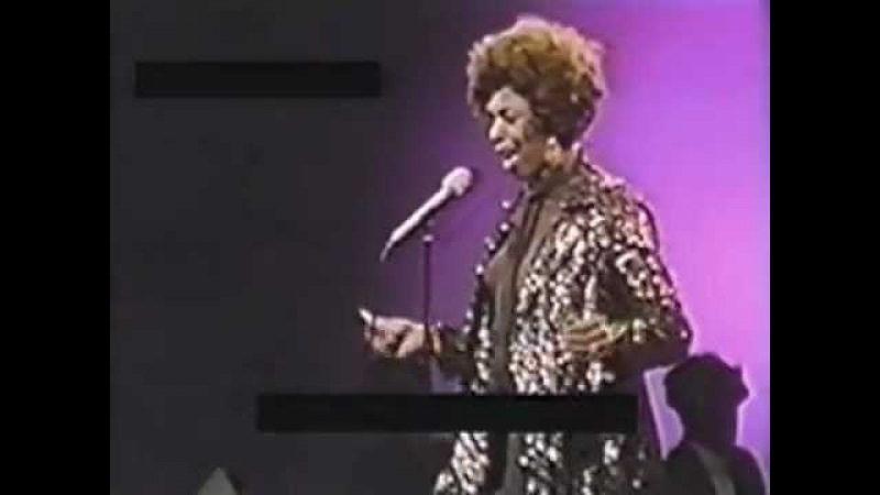Cissy Houston Yesterday