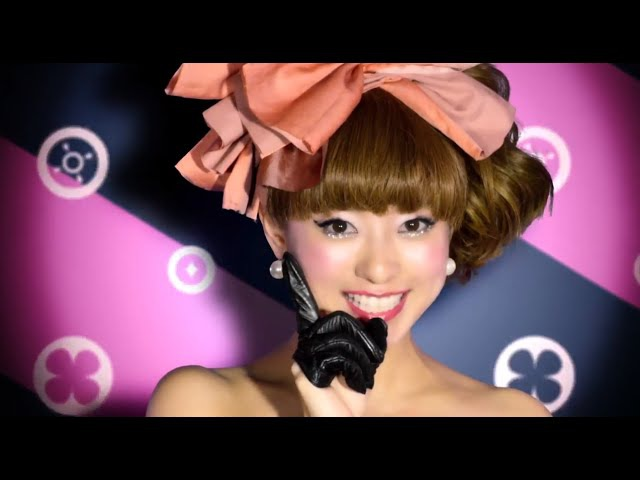 Chiaki(AAA)♡Chika / 「Charming Kiss」Music Video