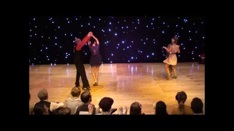 ESDC 2013 - Balboa JJ - Finals - Soochan Lee Natasha Ouimet Taras Melnyk Susana Sanchez