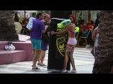 Free Hugs Prank at gay pride parade on Lincoln road, Miami 2015