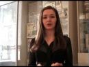 На конкурс Дети читают стихи для Лабиринт.Ру, Полина Бондарь, 16 лет, г. Калуга