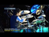Carmine Appice Live Drum Performance - Drum Fest 2009 - Sticklibrary