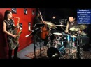*Jazz Drum Set* Mastery Ralph Peterson Quartet feat. Melissa Aldana: Drum Video