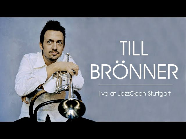 Till Bronner - JazzOpen Stuttgart 2008