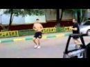 Парни танцуют :- - Russian boys are dancing :-