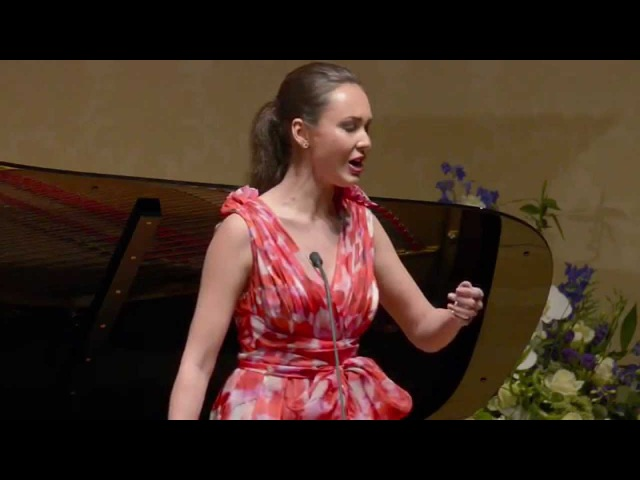 Aida Garifullina - RACHMANINOV Siren Zdes khorosho! (Op.21 no.57)