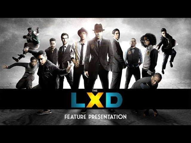 Harry Shum Jr THE LXD: THE UPRISING BEGINS (Feature Version)