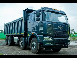 Китайские производители грузовиков