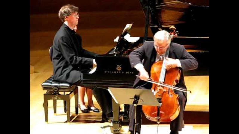 Шуман Adagio и Allegro