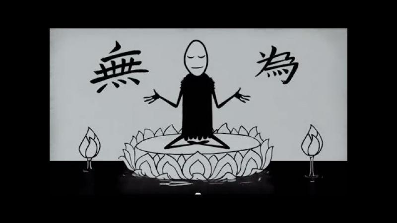 Шикарная анимация Черный Бог и Белый Бог. О смысле жизни.