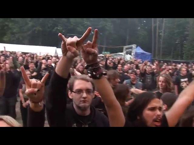 God Dethroned - Live at Meh Suff! Metal-Festival 2015
