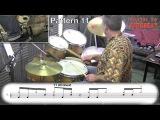 Afrobeat drumming - Fela KutiTony Allen style drums - Afro-beat rhythms. 30 Drum pattern examples