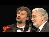 Placido Domingo &amp Jonas Kaufmann. Franz Lehar - Dein ist mein ganzes herz