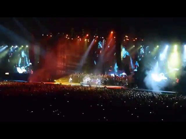 Metallica - Lords of Summer (live in Moscow 27/08/2015)