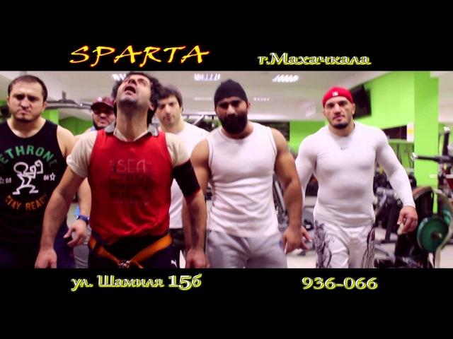 Реклама от Горцев от ума спорт клуб Sparta