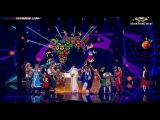 «Х-фактор-5» /Общая песня- 12 Лучших - Pharrell Williams - Happy /Гала-концерт(27.12.2014)